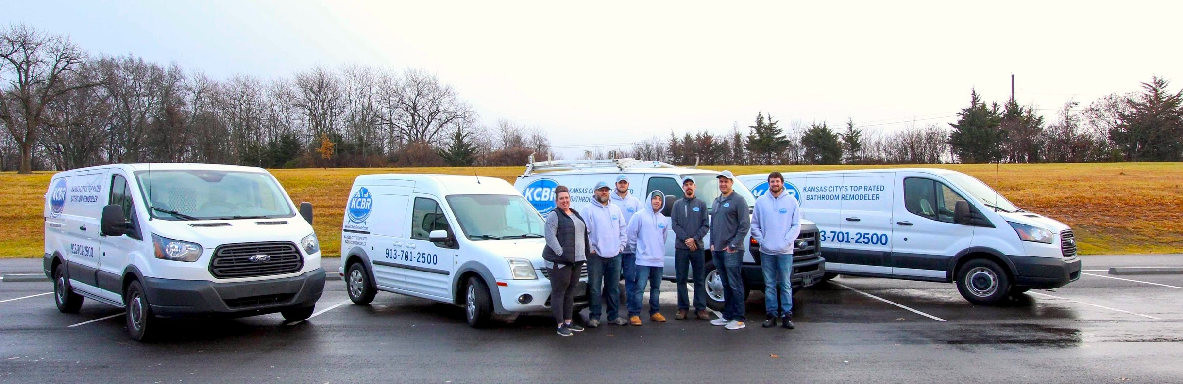 KCBR | Kansas City Bathroom Remodeling Team 2019